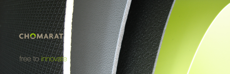 Chomarat™ fabriquant de revêtements de coating
